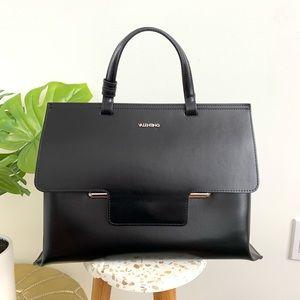 Valentino • NWT Black Leather Handbag